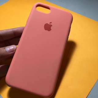 iPhone 7 8 apple silicone case