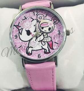 Ready stock Donutella custom watch
