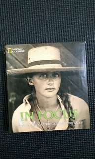 National Geographic In Focus Photo Book (Hardbound)