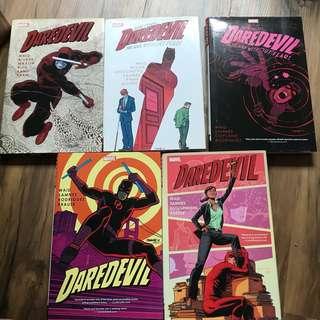 Daredevil by Mark Waid 1-5 Dlx Hc