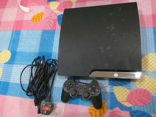Ps3 Slim complete