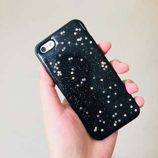 galaxy black case for iPhone 5,5s,5SE