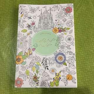 Enchanted World Notebook Stationery