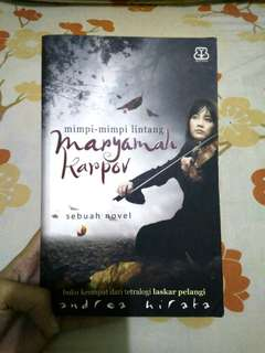 Novel Maryamah Karpov Andrea Hirata