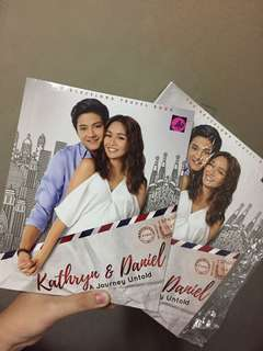 KATHNIEL : A journey untold (FROM KN MALLTOUR)