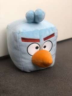 Angry bird (makes noise)