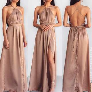 Loving You Is Easy Maxi Dress