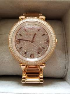 BNIB Authenic michael kors watch face 40mm