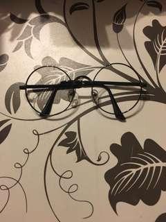 偽文青眼鏡(冇鏡片)