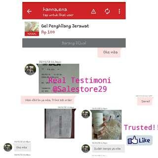 Trusted Reseller (Testimoni CB)