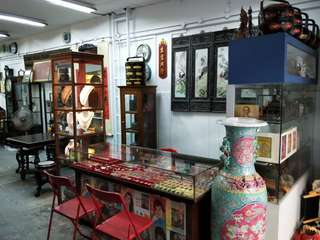 Antique collections for sale.