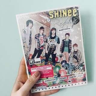 SHINee 日本出道 Replay