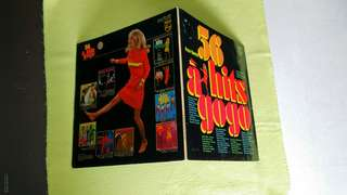 PETER COVENT . 56 hits a-go-go.(double album )   Vinyl record