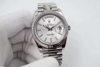 Rolex Day-Date II Stainless Steel 40mm