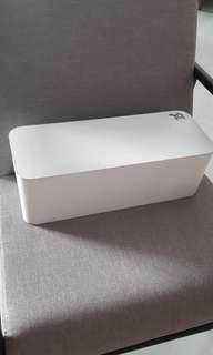 Conceal your Powerplug with box Belkin