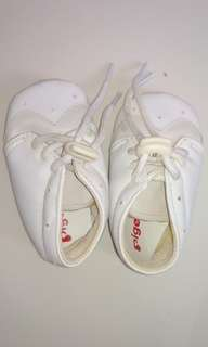 What baby shoe