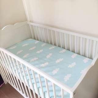 Ikea baby cot & mattress