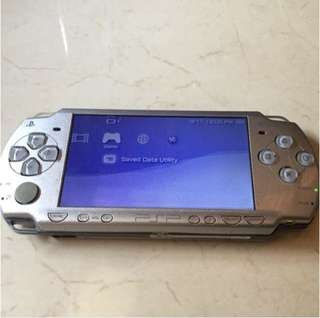 PSP 3000 Ice Silver