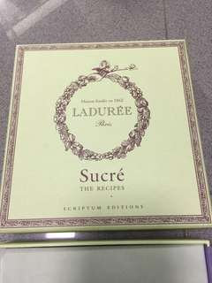 Laduree Recipe Book