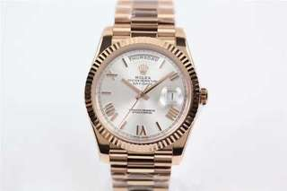 Rolex Day-Date II 18K Rose Gold