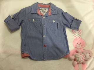 Baby Guess polo