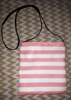 Sling bag (striped)