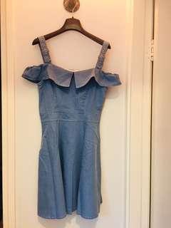 Korea Jeans Dress 裙