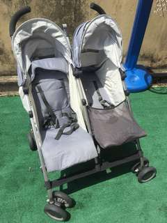 Uppababy G-Link Double Stroller