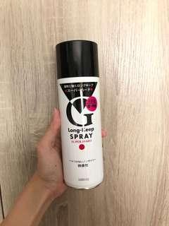 Gatsby Long Keep Hair Spray