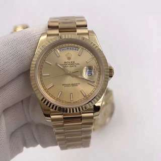 Rolex Day-Date II 41mm 18K Yellow Gold