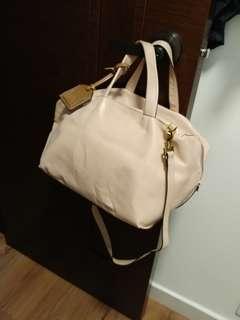 Rabeanco 粉色手袋