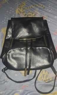 Cute parisian bag pack