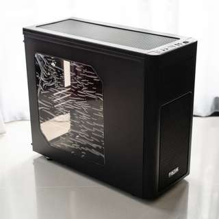 Fractal Design Arc Mini R2 - Window Edition Black