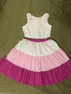 Lemon Kiss Pink and Purple Dress