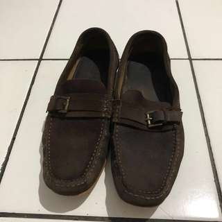 Zara Man Loafer / moccasin / driving shoes