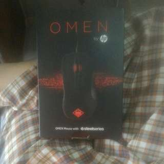 Omen Mouse By Hp