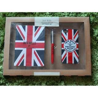 Jack Wills Stationery Set, Design & Craft