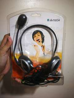 A4TECH Internet Headset with mic