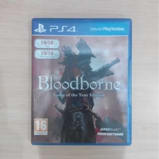 Bloodborne Game of the Year Edition