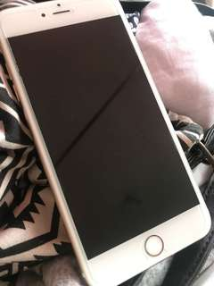 iphone 6plus 16gb gold