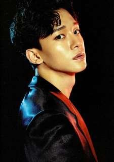 EXO Chen Official L Holder