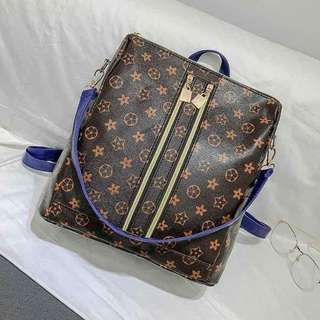 Lv backpack  Size:13x11x5 inches  P400