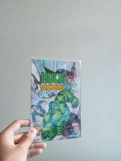 Hulk: Day of the Defenders (Limited Edition Marvel x Koko Krunch)