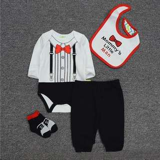 SET BABY BOY IMPORT LUCU