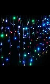 Curtain lights Hari Raya Batteries