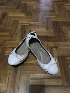 Doll shoes (cream)