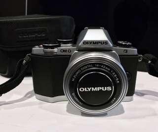 Olympus OM-D E-M10 Mark 1