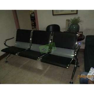 Gang Chairs_Office Furniture-Office Partition*KHOMI*