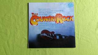 THIS IS COUNTRY ROCK . Vinyl record