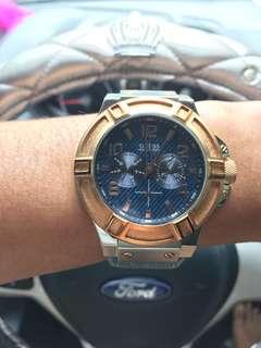 Jam tangan Guess ori jam tangan guess jeans guess denim
